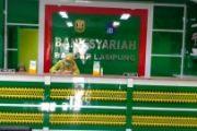 Pencegahan Virus Corona, Bank BPR Syariah Kota Bandar Lampung Bagikan 1.000 Masker Gratis