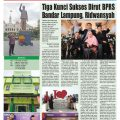 Tiga Kunci Sukses Dirut BPRS Bandar Lampung, Ridwansyah