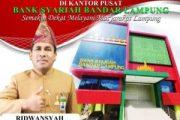 Lebih Dekat ke Nasabah, BPRS Bandar Lampung Akan Buka Kantor Kas di Pesawaran