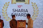 BPR Syariah Bandar Lampung Raih Penghargaan Infobank Award 2021